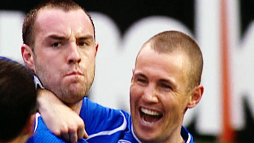 Former Rangers striker Kris Boyd