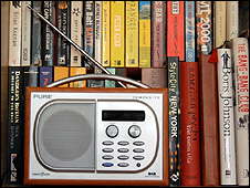 A digital radio