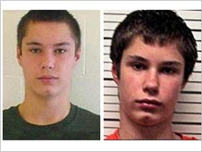 Images of Colton Harris-Moore