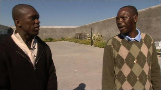World Cup 2010: Clarence Seedorf goes to Robben Island