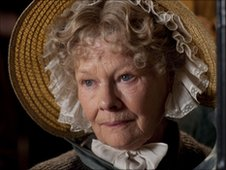 Dame Judi Dench in Cranford