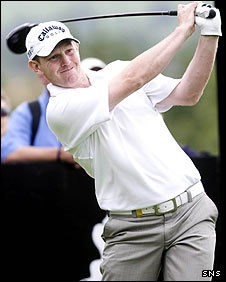 Scotland's Stephen Gallacher