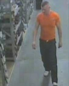 CCTV image of Raoul Moat
