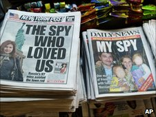 Newspapers in New York on 30 June 2010