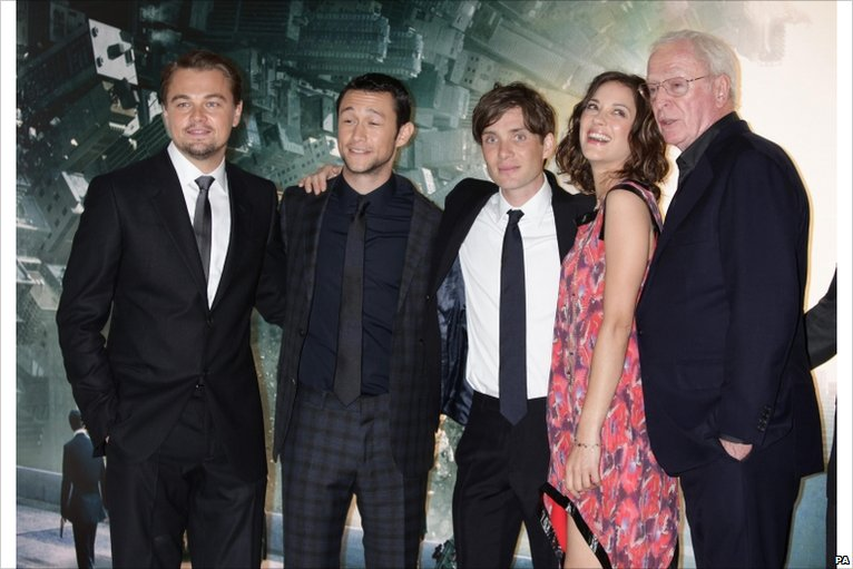 Inception Cast Photos images