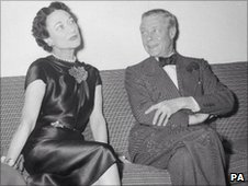 The Duke and Duchess of Windsor (Edward and Wallis Simpson)