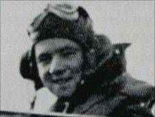Bill Green during WWII