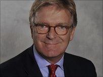 Edward Garnier, MP