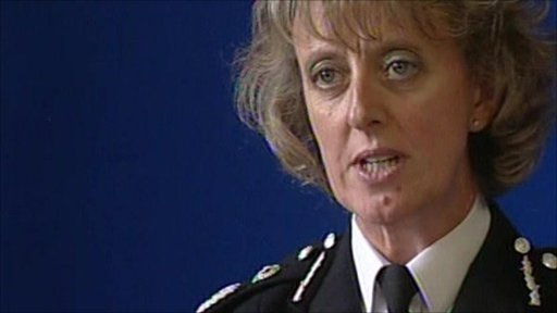 Acting Chief Constable Sue Simm, Northumbria Police