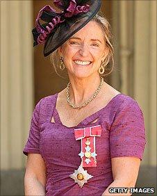 Dame Claire Bertschinger