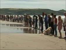 Whitsand Bay demo