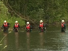 River Coquet search