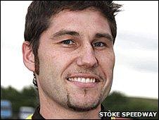 Stoke Potters skipper Jason Bunyan