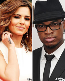 Cheryl Cole and Ne-Yo