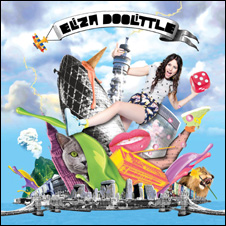 Eliza Doolittle's album cover
