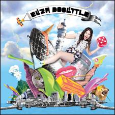 Eliza Doolittle's album cover