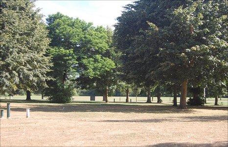 Upton Court Park