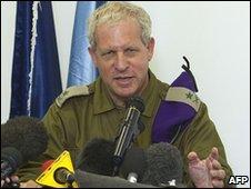Israeli General Giora Eiland