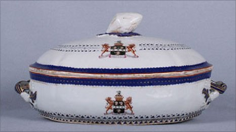The Pratt Family Tureen