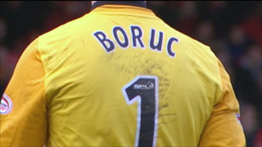 Former Celtic goalkeeper Artur Boruc