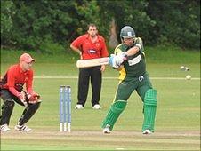 Cricket: Guernsey v Gibraltar