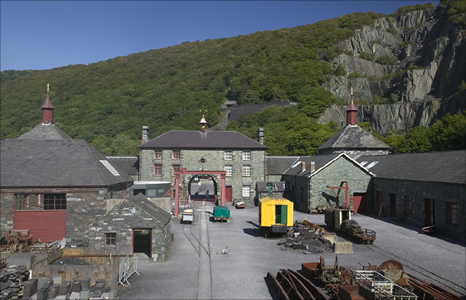 National Slate Museum of Wales