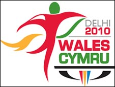 Team Wales Commonwealth Games logo