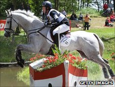 Oliver Townend on Ashdale Cruise Master