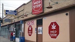 Cannabis in Boulder, Colorado