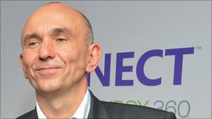 Games developer Peter Molyneux 
