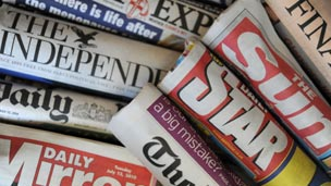 Newspapers discuss EU budget deal