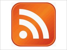 the orange RSS Icon