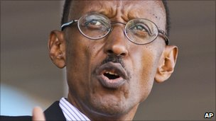 President Paul Kagame