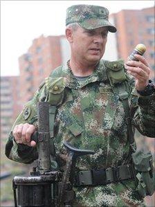 Gen Alberto Jose Mejia