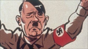 Hitler poster