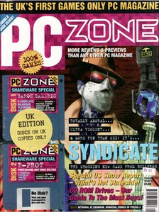 PC Zone issue 1