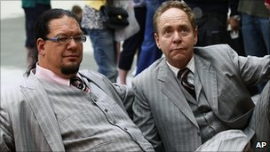 Penn And Teller Tricks | RM.