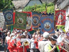 Tolpuddle march