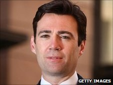 Andy Burnham MP