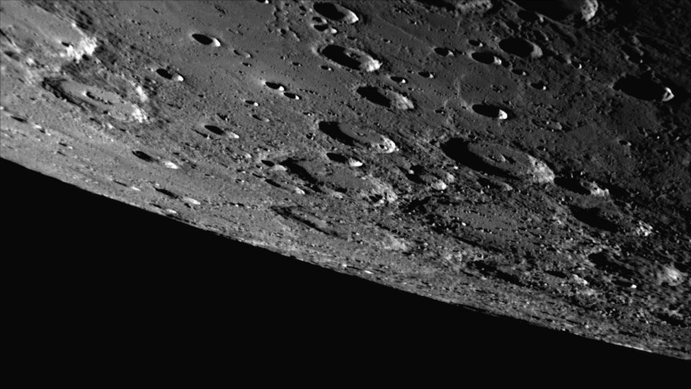 messenger spacecraft mercury discoveries - photo #39