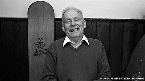 Dick Pearce: Museum of British Surfing
