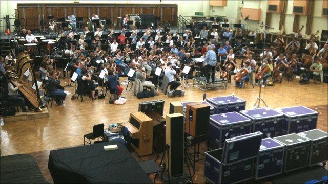 The BBC Concert Orchestra