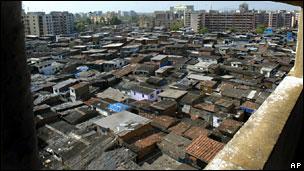Mumbai slum