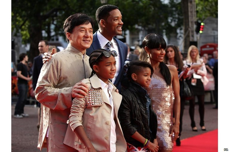 will smith wife red carpet. Will Smith and wife Jade