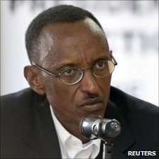 President Kagame is slated to win Rwandas next presidential election.