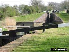 Canal locks