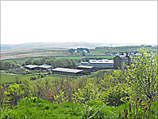 View of Dartmoor Prison