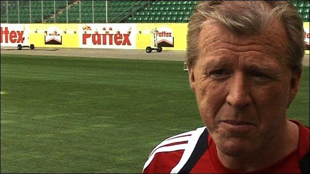 Former England manager Steve McLaren