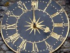 Avebury clock