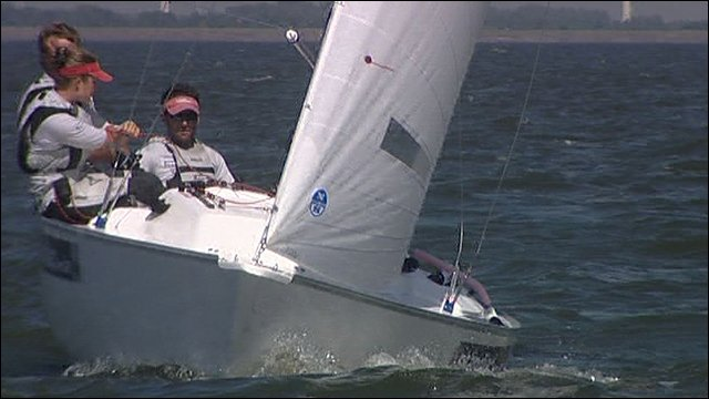 Sailing at the Disability World Championships